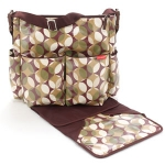 Glammed-up diaper bag?