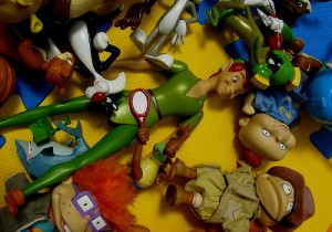 Who will clean up the toy mess?