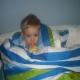 A Toddler Bedtime Routine