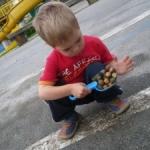 Cutting Toddler's Nails – Tip